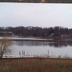 Saugatuck / Douglas condo photo - Winter view of the water and boardwalk