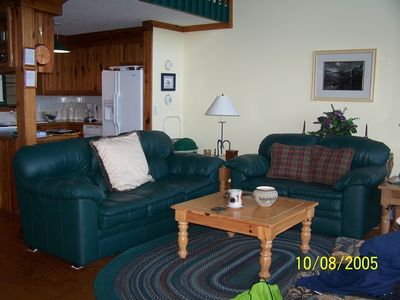 Beech Mountain condo rental - Great Room-View 2