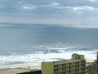Horizon condo photo - View from our balcony: Beautiful blue skies, fun & sun!