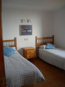 L'Estartit house rental - second bedroom