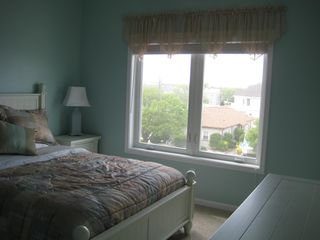 Wildwood Crest condo photo - Master Bedroom with 1 Queen Bed