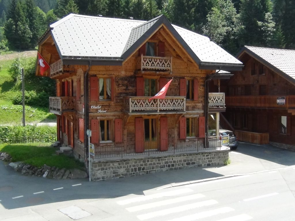 Holiday house, 250 square meters , Morgins, Switzerland