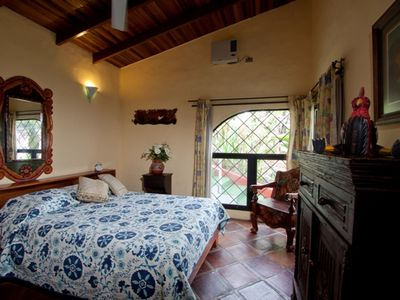 Manuel Antonio house rental - Second Bedroom at Casa Azul