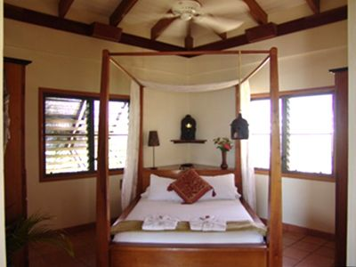 Villa Suite Bedroom