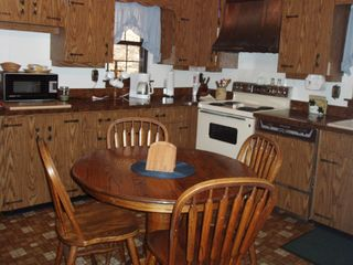 Lake Fontana house photo - Well equipped kitchen
