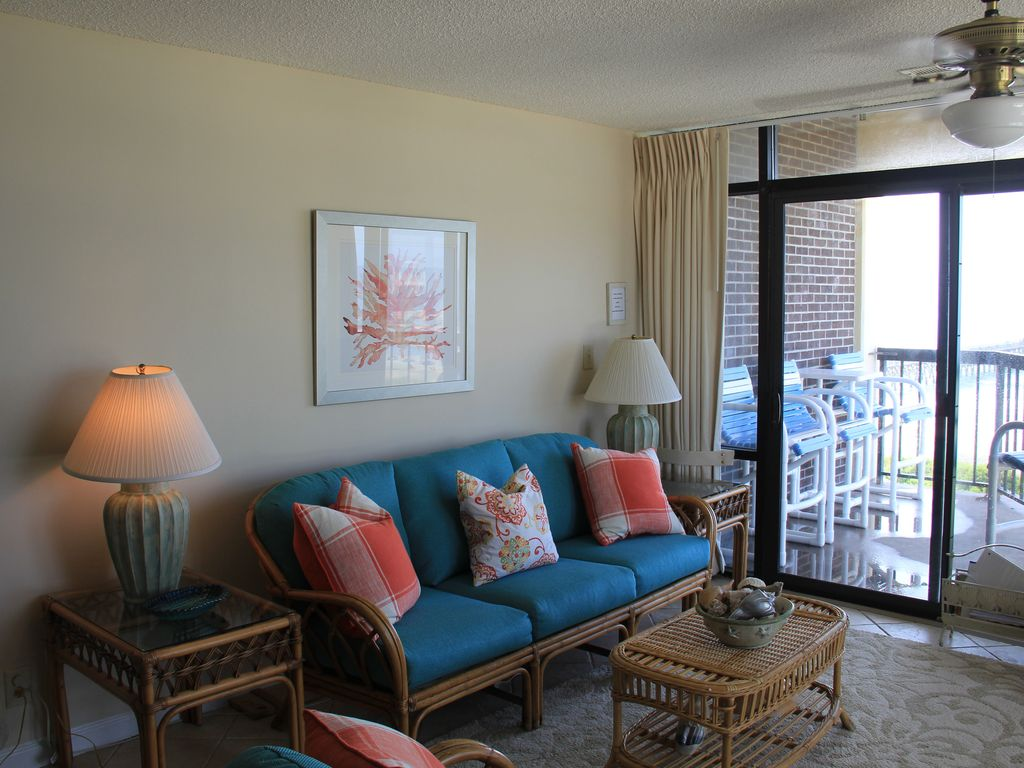 oceanfront 3 br 3 ba condo cherry grove beach north myrtle beach sc
