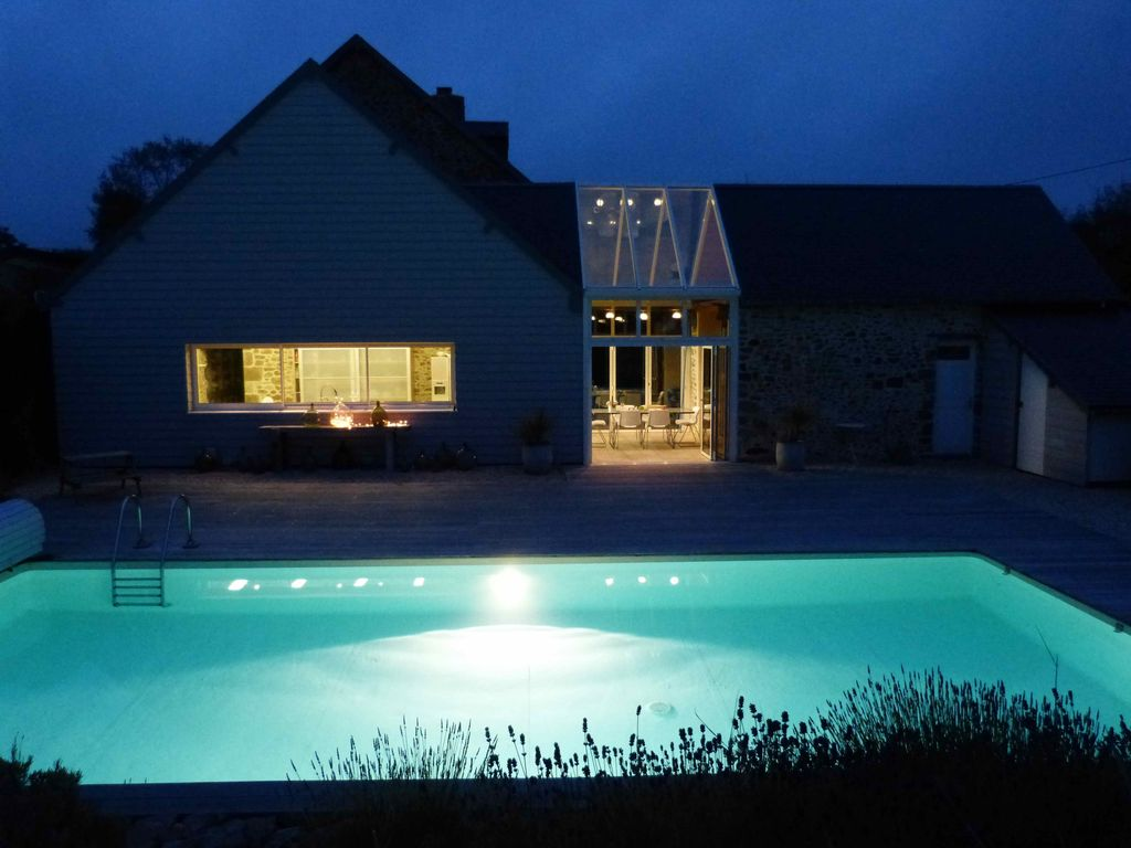 Luxury house, with pool , Gouville-sur-mer, Basse-Normandie