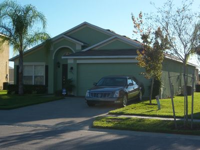 Silver Creek villa rental - Front view