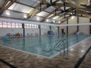 Galena house photo - Indoor Pool at the Galena Territory Owners Club. Open Year Round and new in 2012