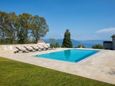 image for ** NEW ** Romantic Villa Primela with sea view, for up to 8 persons, 50 m² Pool