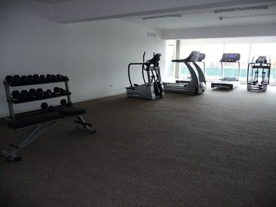 Fitness Center Phase II