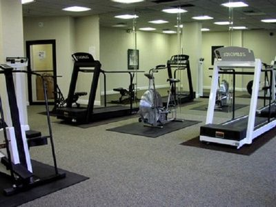 South Seas Club condo rental - Free Fitness Room