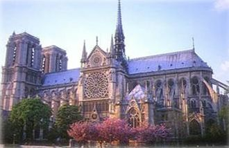 Visit Notre Dame during your trip.