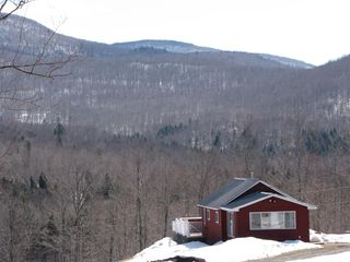 Jay Peak house photo - Cozy 1 bedroom cabin nestled in Cold Mountain Vermont!