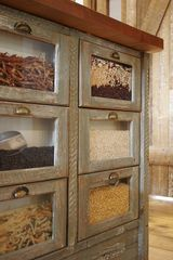 Whistler chalet photo - kitchen cabinet detail