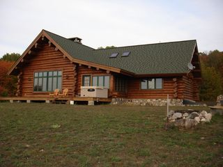 Bellaire / Shanty Creek cabin photo - Back view
