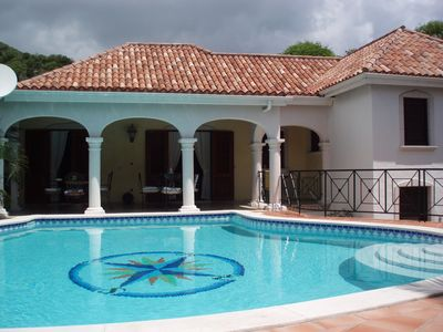 image for Very nice villa to Orient-Bay, 5 minutes to the beach.