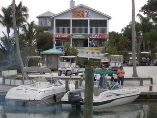 North Captiva Island house photo - Boats & Fun