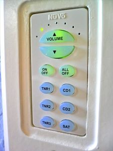 Room Keypad Audio Control