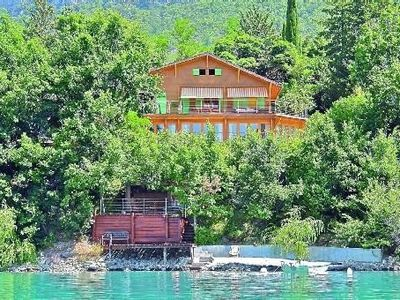 Luxury accommodation Saint-julien-du-verdon, 130 square meters, recommended by travellers !