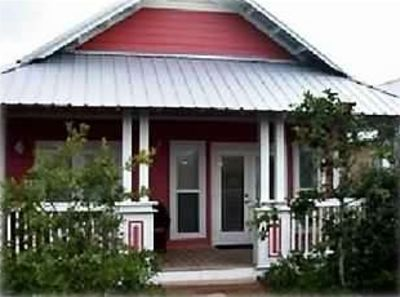Ask for 'Ahhh, The Good Life' Beach Cottage at the Cottages at Camp Creek