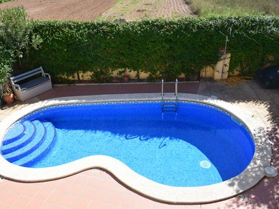 Detached 4 Bedroom Villa With Private Pool And Garden