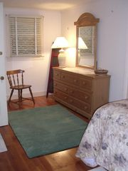 Biddeford house photo - Inside bedroom: furniture replaced since photo.