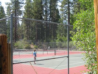 Dollar Point house photo - You can also play tennis on the courts at the private beach area