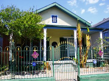 Faubourg Marigny apartment rental