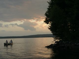 Acton lodge photo - The peaceful pleasure of a lake vacation.