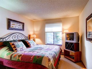 Silverthorne condo photo - Master Bedroom