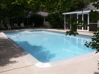 Cape Charles cottage photo - Still Pond Cottage-Offering built in pool for your enjoyment