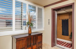 Maalaea condo photo - Private elevator that opens into unit