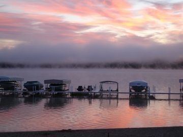 Sunrise Lake Charlevoix