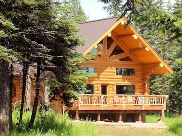 Homer house rental - Anchor Point Captain Cook Lodge