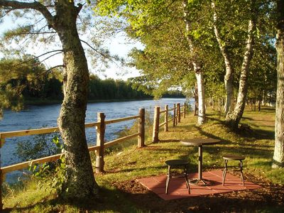Little Cabin On The River (Escanaba River) LCotR