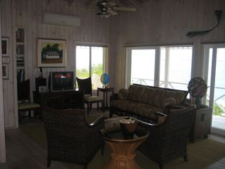 Staniel Cay house photo - Relax inside and still enjoy the view