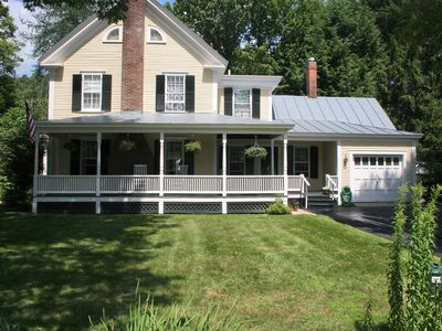 Woodstock house rental - Lovely Antique Colonial in the heart of the Village of Woodstock.