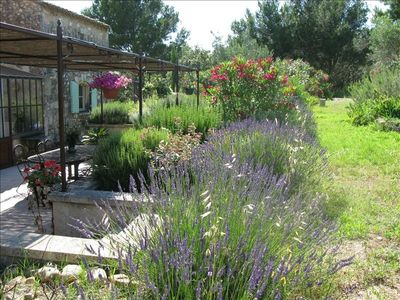 Gardens and the colours of Provence