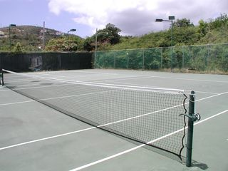 East End condo photo - Our tennis courts