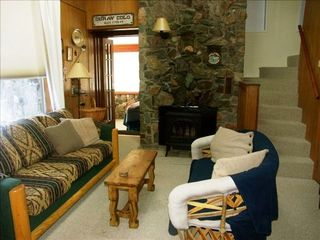 Ouray cottage photo - Living area