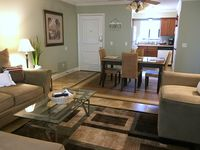 Down to earth charm.  2-Bed, 2-Bath Condo in close proximity to beach.