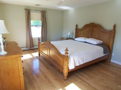 2nd Beach spacious and comfortable bedrooms