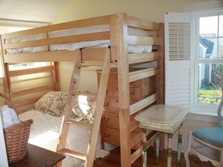 Siasconset house photo - Kids' Bunks