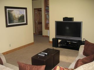 Dollar Point house photo - Watch a Dolby 7.1 Surround Sound Movie in the downstairs Family Room