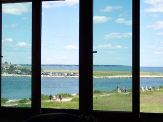 Wells townhome photo - View from Queen bedroom to Kennebunkport