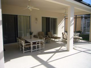 Highlands Reserve house photo - Large Covered Lanai