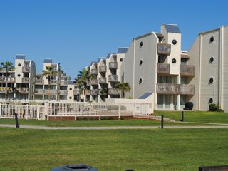 South Padre Island condo photo - West pool