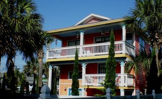 Tybee Island house photo - Property exterior