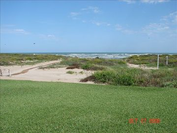 South Padre Island condo rental - Best access to the Gulf on the island